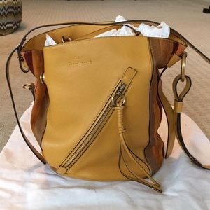 RARE Chloé Shoulder Bag Medium Tote